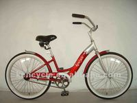 24 inch Lady's Beach Cruiser SY-BC2401