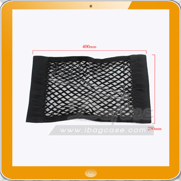 Car Trunk Interior Organizer Bag Seat Storage Mesh Net Holder Pocket