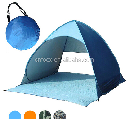 Pop-up Beach Tent / Camping fishing UV Protective Shelter Cover / Outdoor camping sunshade tent