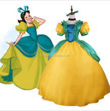 Sorelle Vestito operato TV & Movie Cinderellar Male-Custom Genoveffa Cosplay Costume Abito di Sfera Del Partito di Halloween Cinderella Dress
