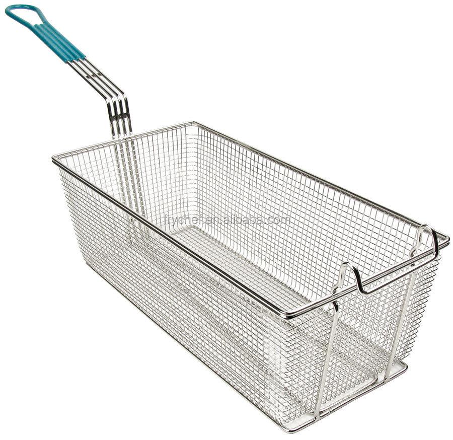 Fish fry basket buy fish fry basket french fries baskets for Fish fryer basket