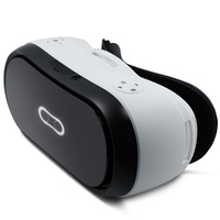 Private model all in one 3D VR Box VR Glasses Virtual Reality Headset With screen Video Movie