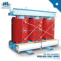 three hpase cast resin dry type distribution 25 MVA transformer