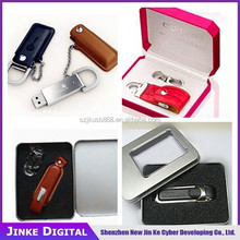 usb flash drive factory produce leather gifts usb flash drives promotional gift