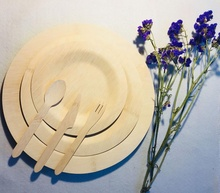 new product 2019 biodegradable eco friendly disposable party bamboo dinner <strong>plate</strong>