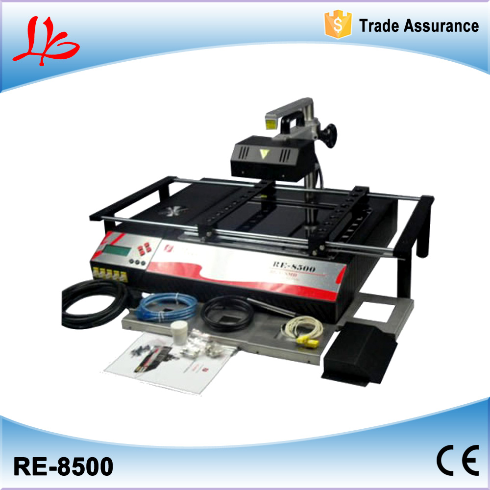 HOT sale Jovy Re-8500 Dark IR BGA rework machine