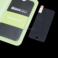 Retail Package 2.5D Tempered Glass Screen Protector For Iphone 5 5S 5C