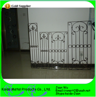 Cheap Decorative Steel Grilles Design For Doors & Windows