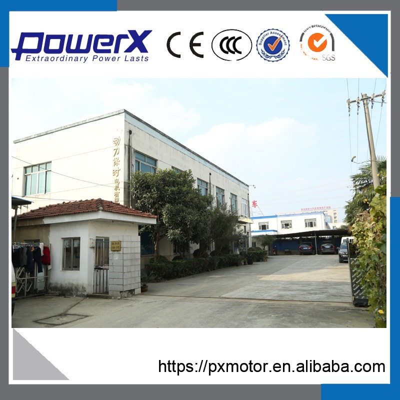 China Wholesaler Low Noise CE Approved Vacuum Cleaner Motor PX-PR-YLC