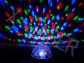 USB+remote control+mini SD card MP3 player/ LED magic party ball light