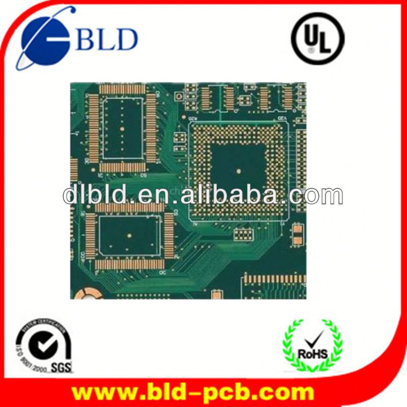 industrial automation control board pcb designing