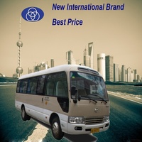 7m 23 Seats Like TOYOTA Coaster WH6702F Buy Bus
