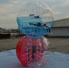 Hot dance ball Inflatable Body Boppers zorbing bubble