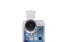 5 in 1 Travelling Lens Kit ( fisheye+marco+0.63 No Vignetting wide+telephoto 9x+super wide 0.4x) for all mobile phone
