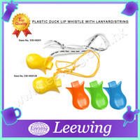 Party Games Colorful Duck Beak Whistle