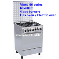 25 Inch Free Standing Gas Range