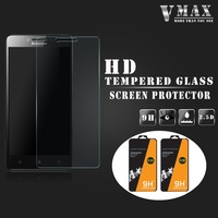 Guangzhou mobile phone accessories anti explosion 9h Tempered glass screen protector for Lenovo A6000 Plus