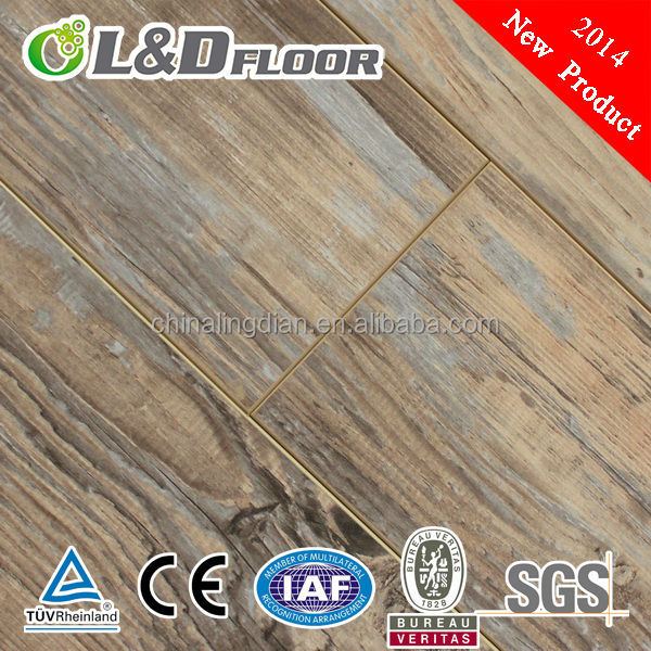high gloss german technology laminate wood flooring manufacturers china