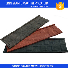 Wante new building material shingle roof tiles with overlaping and interlocking system