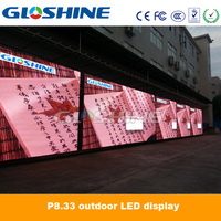 concert/exhibition display xxx photos P8 mesh led curtain screen
