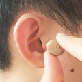 Invisible comfortable cic hearing protection device work healthily hearing device