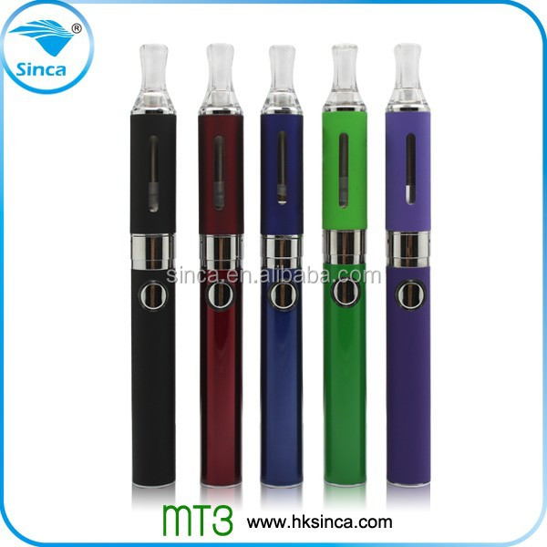 NEWEST atomizer best bottom coil atomizer MT3, E-Vod, T3 with great and big puff best selling