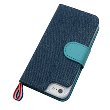 For iphone 5c wallet leather case,magnet leather flip case for iphone 5c