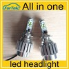 china supplier h7 car led headlight china factory price