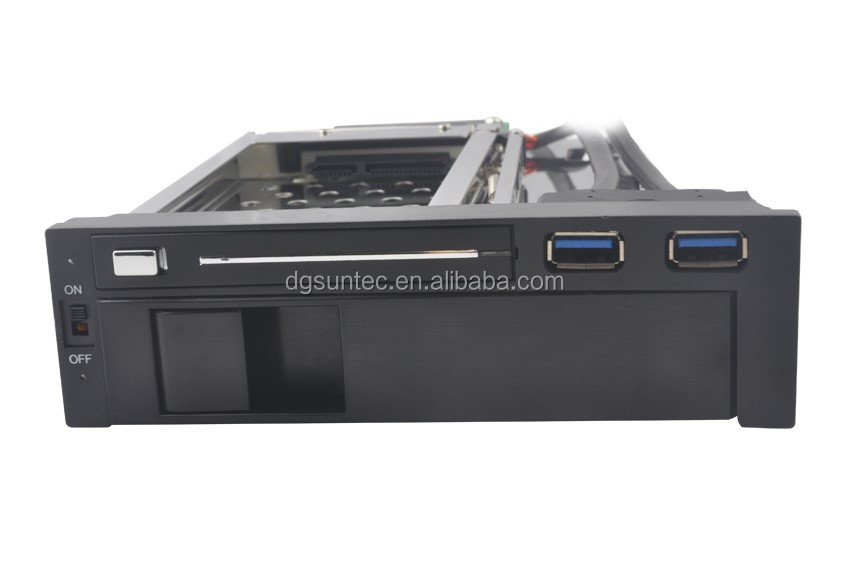 2.5In/3.5In Sata Hdd Mobile Rack and hdd caddy and hdd case