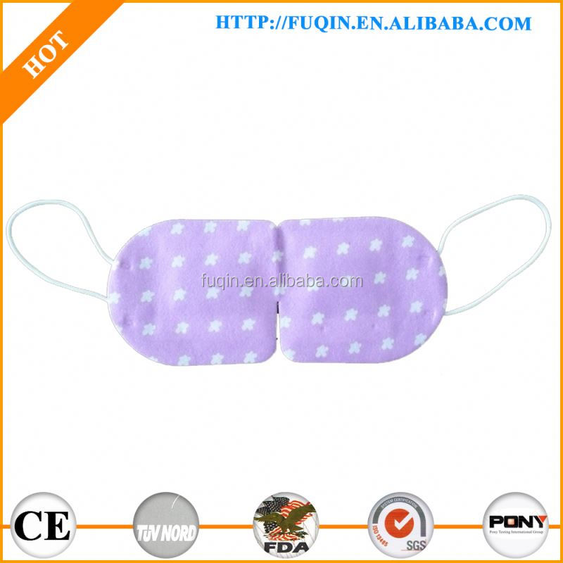 Cheap disposable steam eye mask heat patch