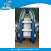 PVC material (CE) inflatable aluminum cabin boat