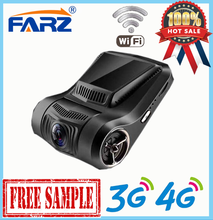 High Quality CAR Dvr With 2.4Inch Screen WIFI Function Car Dash Cam Full Hd 1080P Car Camera