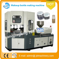 Less than 500 ml High efficiency and Low production cost PE/PP/PS bottle blowing line