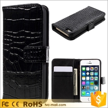 for iphone 5s case ,hight quality PU leather for iphone5s case
