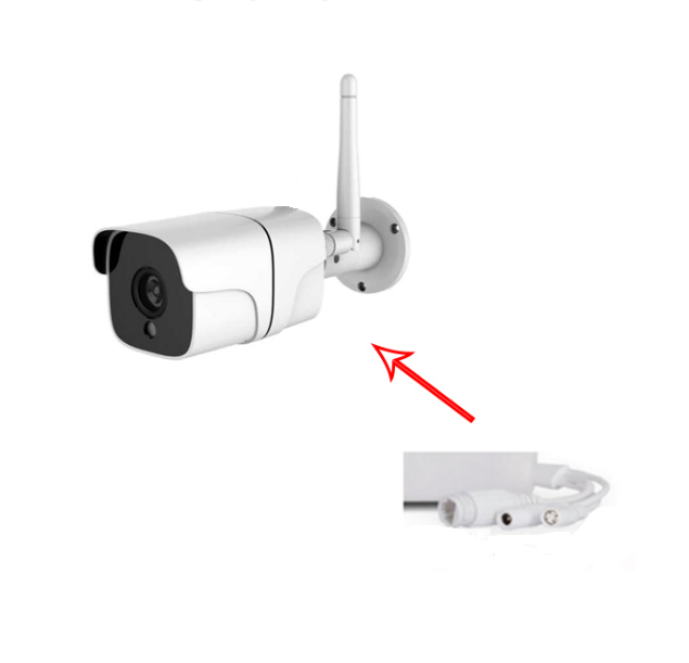 Cheap Selling  H.264 1.0Megapixels 720P Wireless Wifi IP Camera