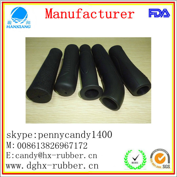 Dongguan factory customedcustom rubber finger grips
