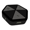 Mobile phone accessories of bluetooth music receiver speaker 3.5mm wireless car handsfree stereo usb bluetooth audio receiver