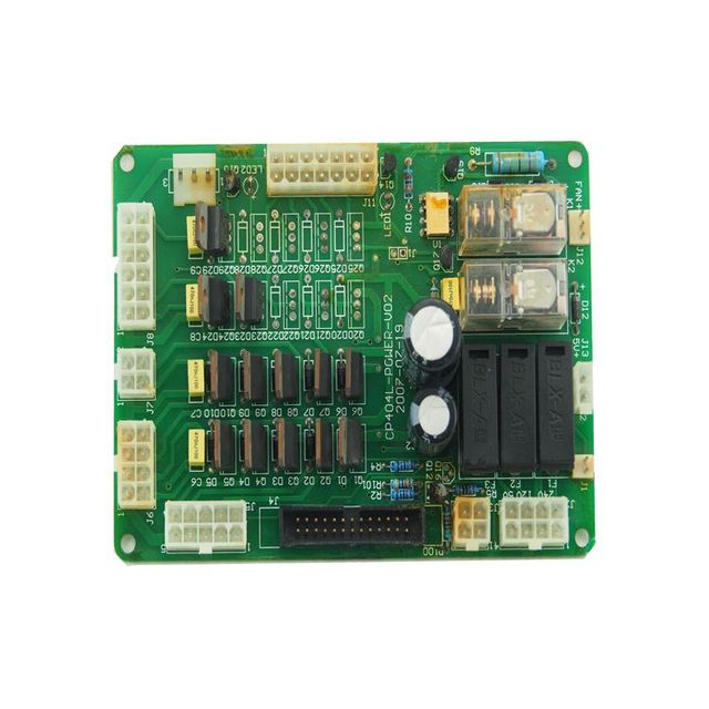electronic power amplifier face recognition phone pcba assembly one stop service