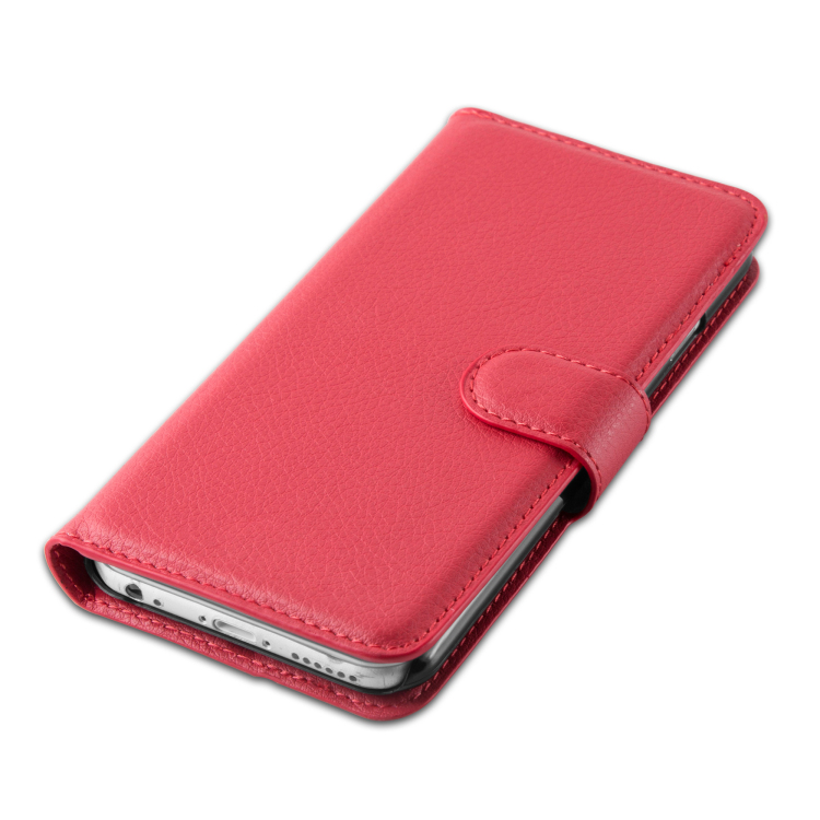 protective premium leather TPU flip case for zte grand x2