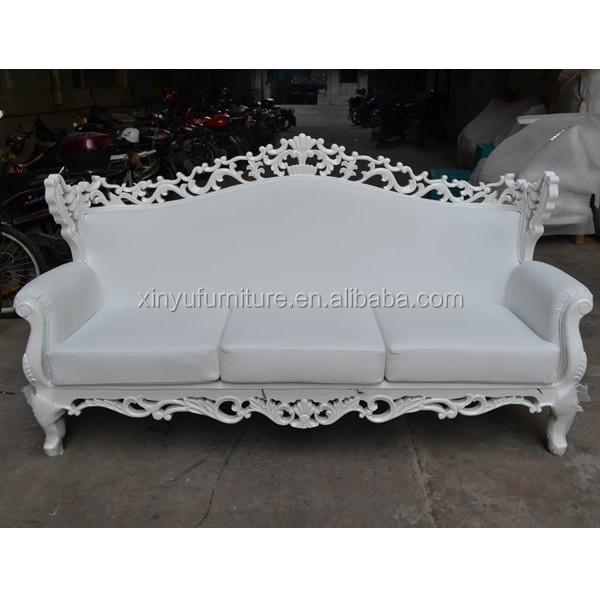 wedding sofa bride and groom XYN378