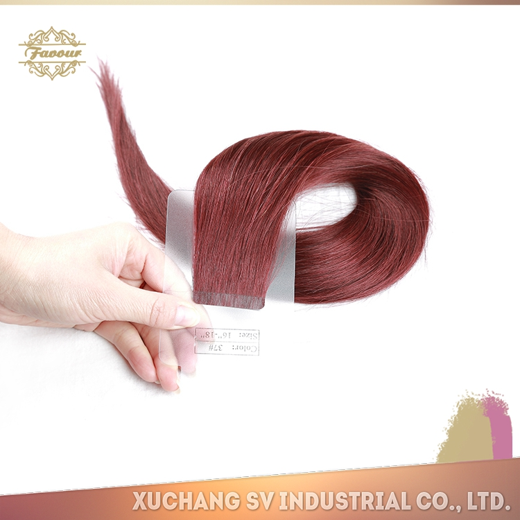 New Hair Product Top Quality Elegant Wholesale Tape Hair Extensions Russian Hair