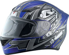 Mens Street Riding Full Face Motor Helmets NEW Type helmet ADULT bike All Sizes BLD-666