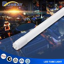 2015 the latest product 18w price led tube light t8 six red tube light
