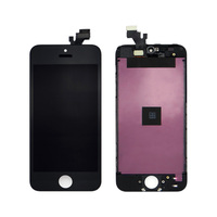 blu cell phone spare parts touch for iphone 5 Tianma AAA lcd