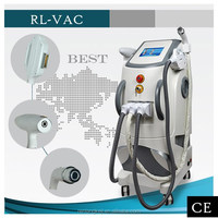 professional laser+RF+ipl hair removal machine for salon use