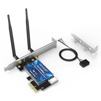 AC600Mbps Wi-Fi With Bluetooths PCI Express adapter