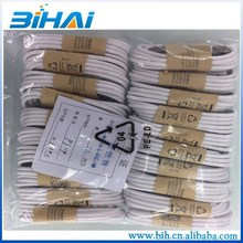 Free shipping by DHL 200pcs/lot 1M/3FT Micro USB Cable v8 Charger For Samsung galaxyS6 S4 S5 HTC xiaomi Android phone