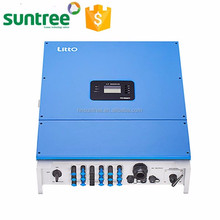 SUNTREE High quality 9.7A Per phase 650Vdc power sine wave inverter 6000w