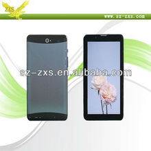 zxs- 7 inch Android 4.1 capacitive touch screen 5 points phone cheap tablet pc 3g GPS Bluetooth,built in 3g android tablet pc