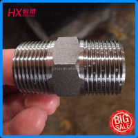 made in China Ningbo with carbon steel reducer for square bushing 1T-20-24SP